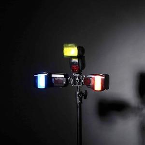 Image 5 - 20 Stuks Universele Camera Flash Gels Transparante Kleur Correctie Balans Verlichting Filter Kit Voor Photo Studio Camera Accessoires
