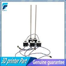 Prusa i3 MK2 MK2S MK3 akcesoria do drukarek 3d 42 silnik krokowy 320m silnik Z trapezem śruba pociągowa do mini rambo