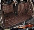 Para KIA Mohave 7 assentos mat tronco + volta esteiras duráveis tapetes impermeáveis 2008 bagagem Mohave tapetes