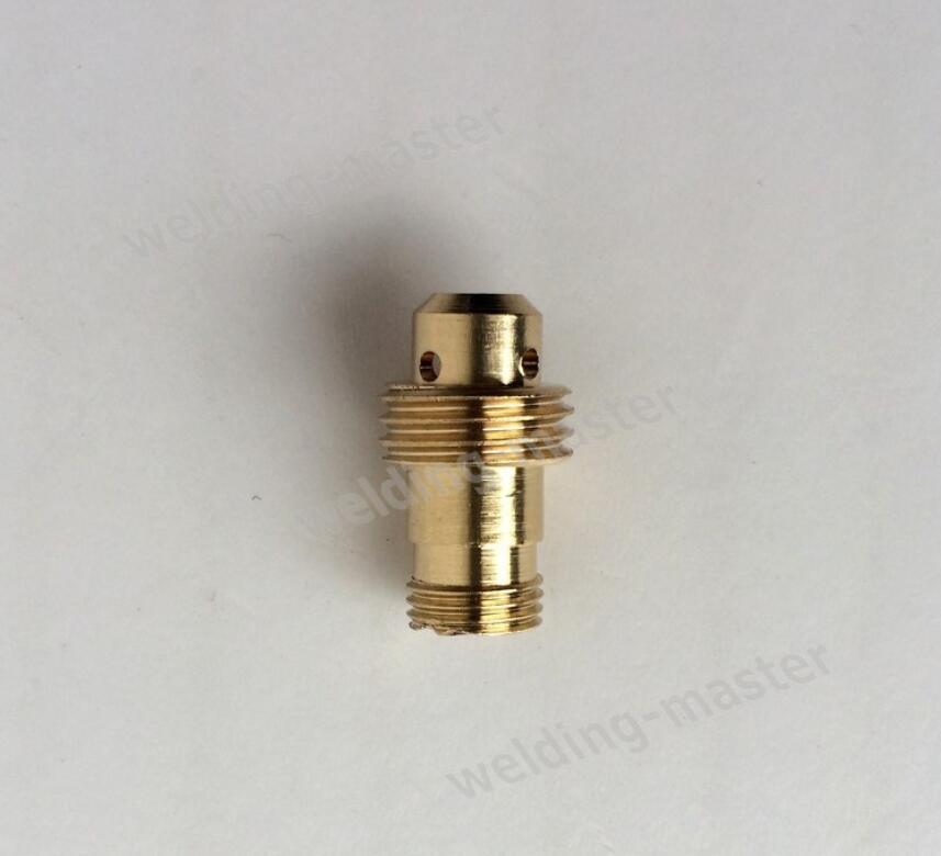 Schweißen & Löten Supplies Werkzeuge Selbstlos Freies Verschiffen Qq150 Wig-schweißbrenner Verbrauchsmaterialien Collet 20 Teile/los
