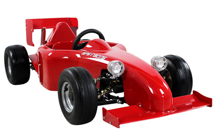 Electric mini f1 car - SotekF1