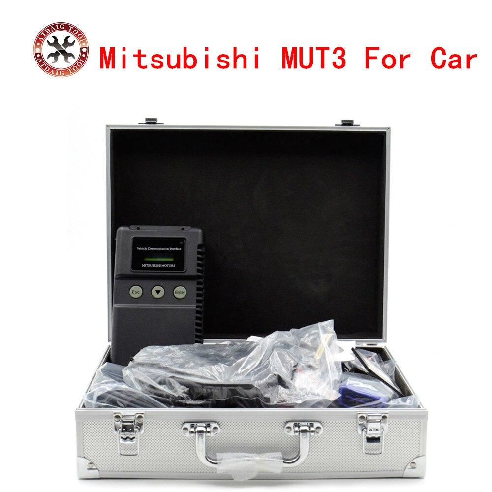Prix pour 2017 date pour Mitsubishi MUT-3 MUT3 seulement pour la VOITURE De Diagnostic Et Outil de Programmation MOUT MOUT 3 III Scanner Haute recommandé