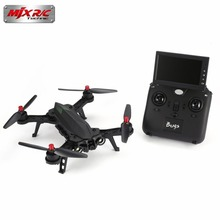 MJX Bugs 6 B6FD 2.4GHz 4CH 6 Axis Gyro RTF Drone With HD 720P 5.8G FPV Camera And 4.3″ LCD RX Monitor Brushless RC Quadcopter hi
