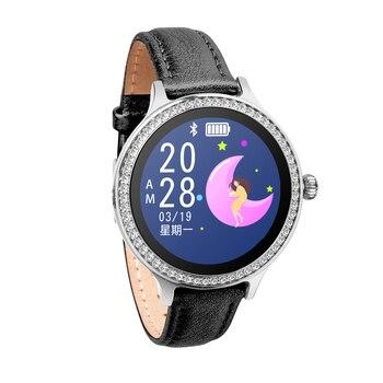 M88 スマートブレスレット女性腕時計 1.02