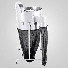 Обрезка 18 «из нержавеющей стали 3 скорости гидропонный лист бутон триммер ротор спин бутон отделка жнец лист бутон триммер