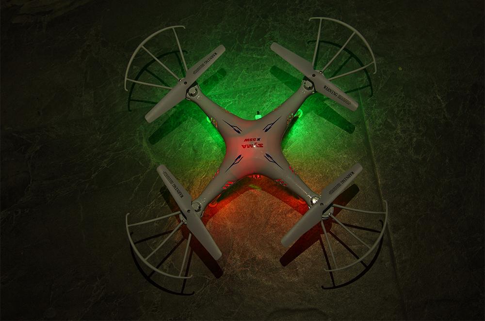 Drone pilot Wifi United 8