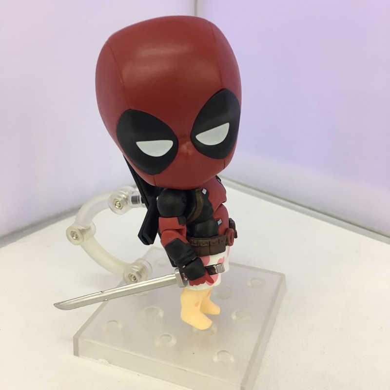 Deadpool Figura 662 Ação PVC Figures Modelo Toy Boneca Presente de Aniversário para Crianças