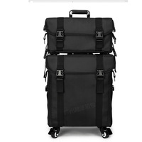 Oxford Cosmetic Luggage Make Up Luggage Bag Women Travel Large Capacity Cosmetic Bags