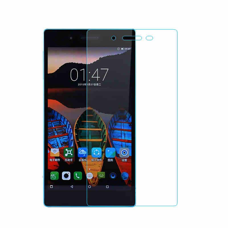 Galleria fotografica 9H Premium Tempered Glass Screen Protector for Lenovo Tab 3 7 Essential Tab3 710I 710F TB3-710F TB3-710i 7.0 inch Tablet Film
