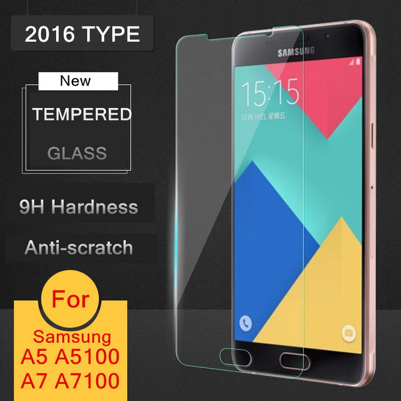 0 26mm LCD Tempered Glass For Samsung Galaxy A20 A30 A40 A10 A50 A60 A20E A40S M20 M30 A70 A5 J1MINI Screen Protector Glass Film in Phone Screen Protectors from Cellphones Telecommunications