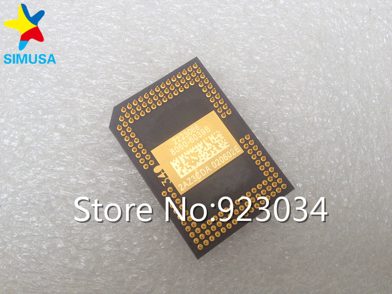 100% Original Projector DMD chip 8060-6038B 8060-6039B 1076 6038b 1076 6039b chip for nec np216 projector dmd chip