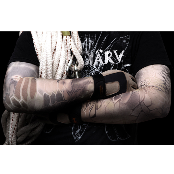 2016 High Elastic Kryptek Camouflage Arm Warmer Mandrake Tyohon Sea Snake Nomad Highlander Mountain