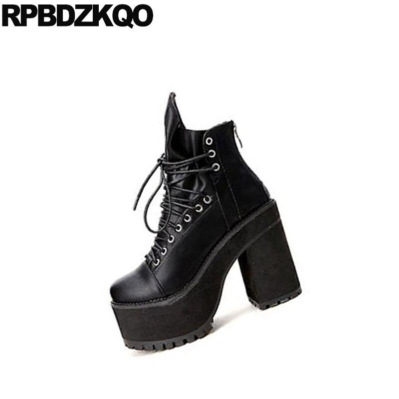 Gothique Chaussures Chunky Bottes Exotique Chaussons Danseuse Marque BWredCxo