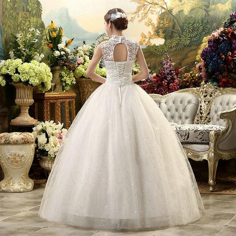 Lamya 2018 New Style Custom Make Lace Wedding Dress Sweet Ball ...