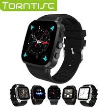 Torntisc N8 Android 5.1 Sport 3G Reloj Inteligente Apoyo Nano tarjeta SIM WIFI GPS Google Maps Google Play Store Reloj teléfono