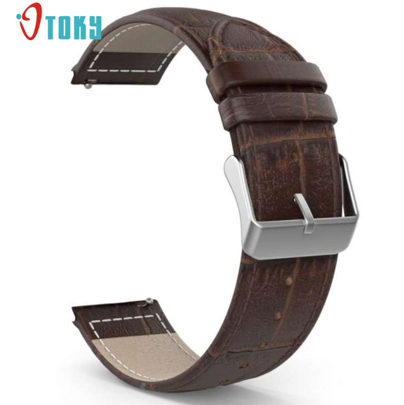 Excellent Quality Leather Strap Smart Watch Band Replacement Watch Bracelet Samsung Galaxy Gear S2 Classic SM-R732 Smart Watch все цены