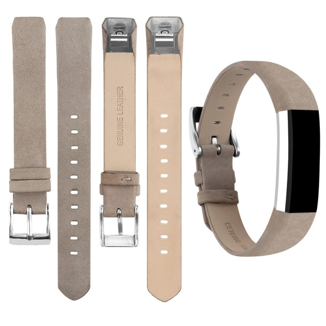Fitbit Alta / Alta HR Leather Strap