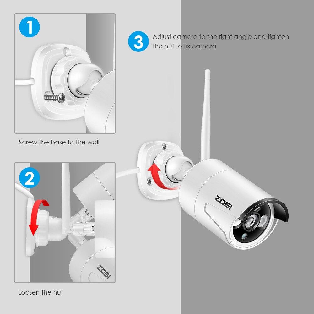 Stop118 8CH P2P Surveillance
