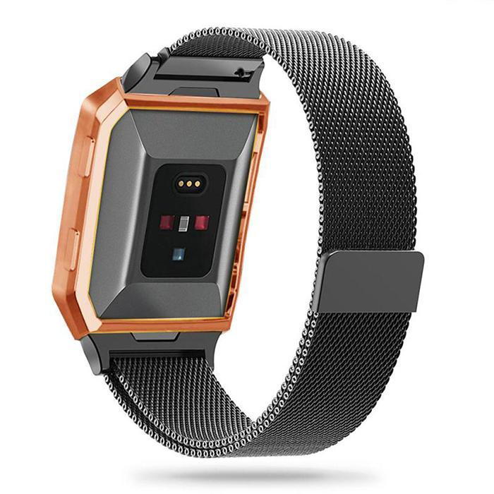 New Ultra thin Soft TPU Screen Protector Case Cover for Fitbit Ionic Smart Watch in Smart Accessories from Consumer Electronics