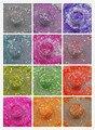 2 MM Tamaño colores Nacarados Brillo Iridiscente brillante decoración de Uñas de arte diseño de uñas y BRICOLAJE