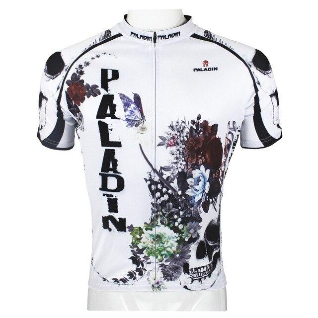 aff8ffc097b5e Paladin para hombre nuevos diseños originales ciclismo desgaste de la bici  Jersey de manga corta camisa
