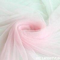 Soft Nylon Gauze Gauze Skirt Swiss Encryption Encryption America Net Mesh Cloth Skirt Fabric