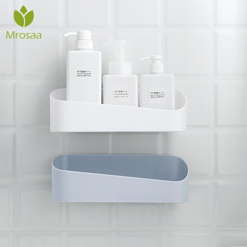 Wall Mount Shampoo Shower Lotion