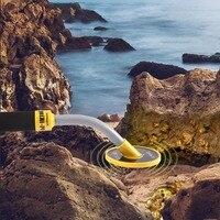 Update Vibra iking 750 30m Targeting Pinpointer Pulse Induction (PI) Underwater Metal Detector Waterproof Vibrator