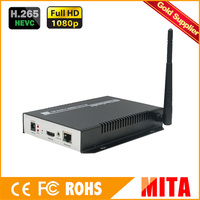 MITA tech H.265 HDMI IPTV encoder zu live-stream für Youtube Facebook Wowza unterstützung RTMP RTSP HTTP HLS