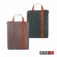 CAISON Casual Laptop Sleeve Case Carry Bag For 12 5 13 3 14 Notebook Computer For