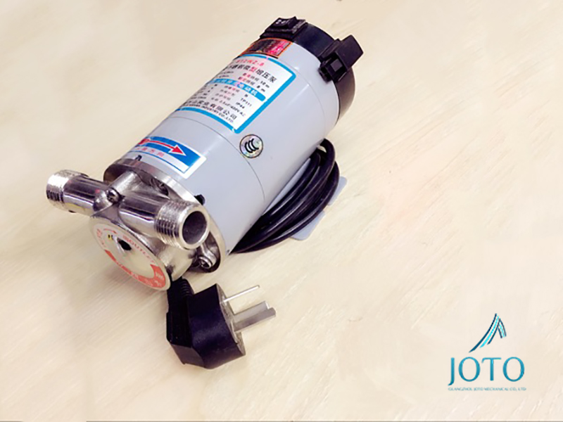 90W 220V Micro Stainless Steel Booster Pump Industrial Cooling Circulation 15mm free shipping by dhl 1piece tda100 bathtub pump 0 75kw 1hp 220v 60hz bath circulation pump