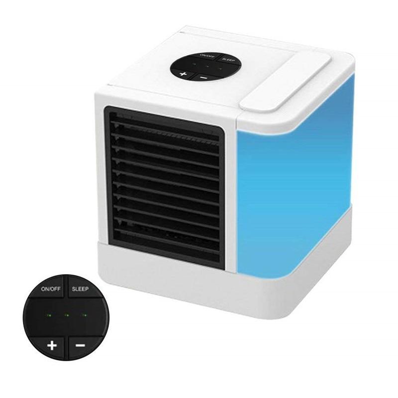 3 en 1 USB Portable climatiseur humidificateur purificateur d'air refroidisseur d'air Mini ventilateurs espace personnel climatiseur dispositif