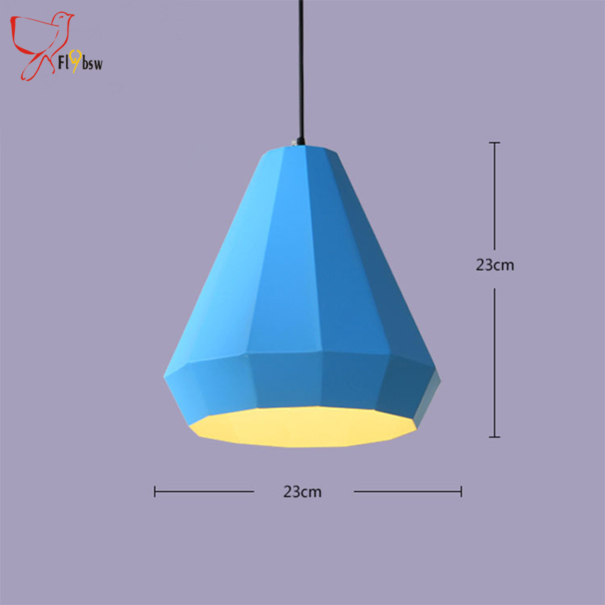 nordic colorful iron art pendant lamps,yellow blue light blue 3 277 industrial lighting diagram nordic colorful iron art pendant lamps,yellow blue light blue 3 kinds industrial lighting fixtures hanging lamp for restaurant in pendant lights from lights