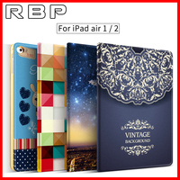 For IPad Air 2 Protective Cover Air 1 Leather Case For Apple IPad Air1 9 7