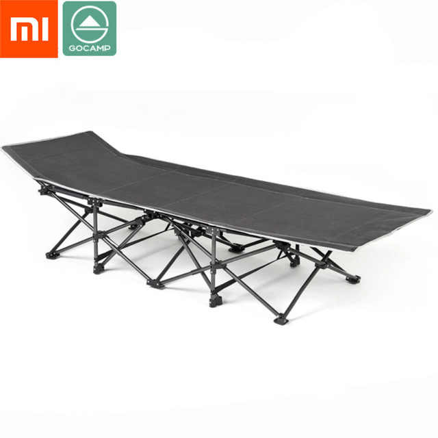 Xiaomi Mijia Gocamp Portable Folding Bed Cot Sleeping Bed for Office Out Side Travel Max Loading 150kg