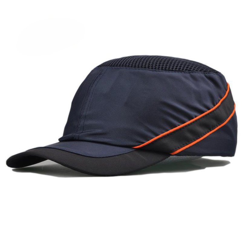 Schutzhelm Modestil Bump Cap Sicherheit Helm Arbeit Sicherheit Hut Atmungsaktiv Sicherheit Leichte Helme Baseball Stil Für Außerhalb Tür Arbeiter Gmz003 Hell In Farbe