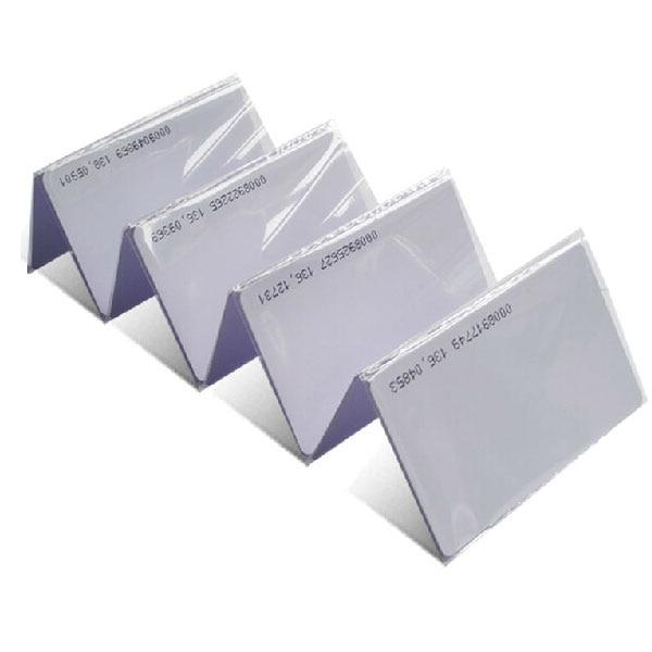 RFID EM card, 125kHz,0.8mm thin card, suibable for access control/ car parking+min:10pcs все цены