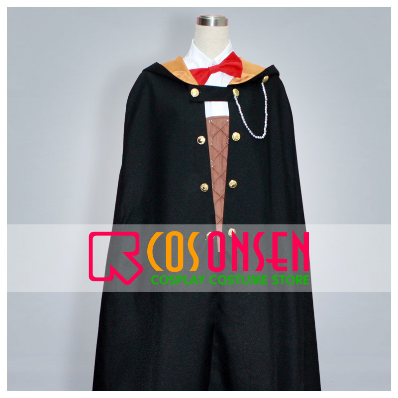 COSPLAYONSEN Wand of Fortune Lulu Cosplay Costume  Full Set All Size