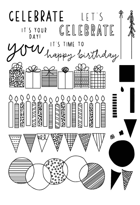 candle/gift/ice cream/birthday/Transparent Clear Stamps for DIY Scrapbooking/Card Making/Kids Christmas Fun Decoration Supplies alphabet letters design silicon stamps scrapbooking stamp for kids diy paper card wedding gift christmas gift poto album rz 032