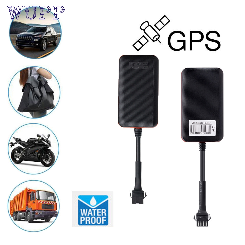 Waterproof GPS Vehicle Tracker TK108 ACC Ignition And Flameout Inform 30#