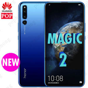 Huawei Honor Magic 2 Magic UI 2.0 Octa Core Mobile Phone FingerPrint 6G/8G RAM
