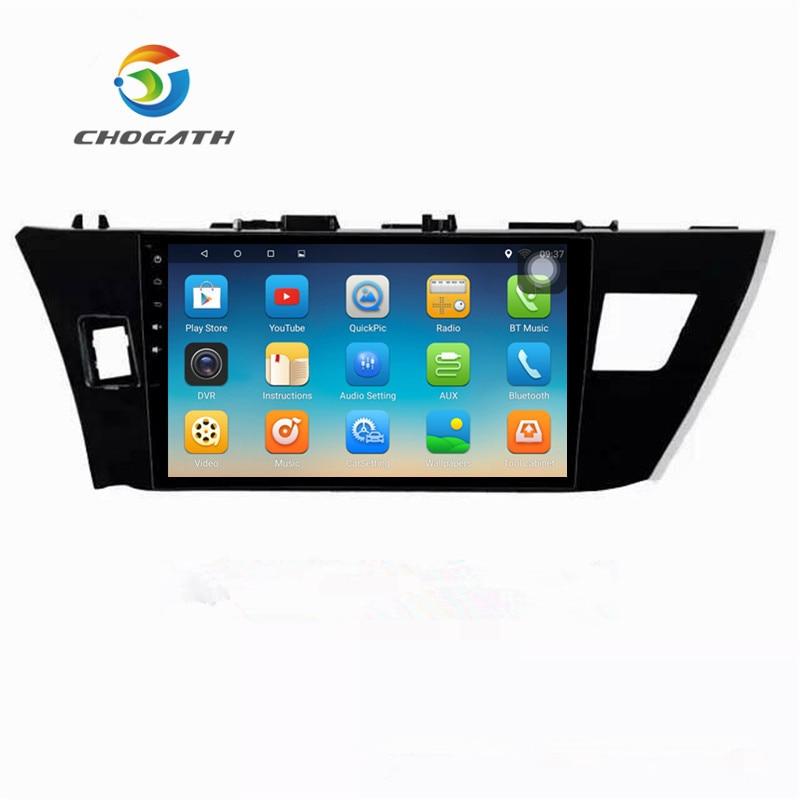 ChoGath 10 2 1 6GHz Quad Core 2GB RAM Android 7 0 font b Car b