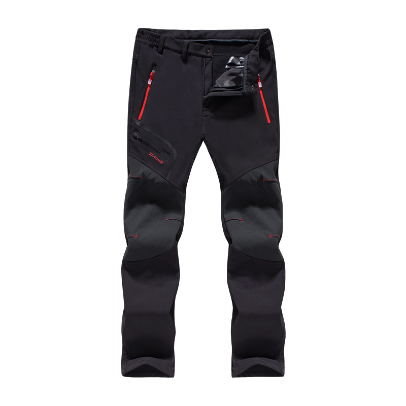 Men/'s Pants Trousers Hiking Quick Dry Combat Climbing Bottoms Soft Shell Outdoor