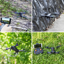 Jetblack Smart Foldable Drone