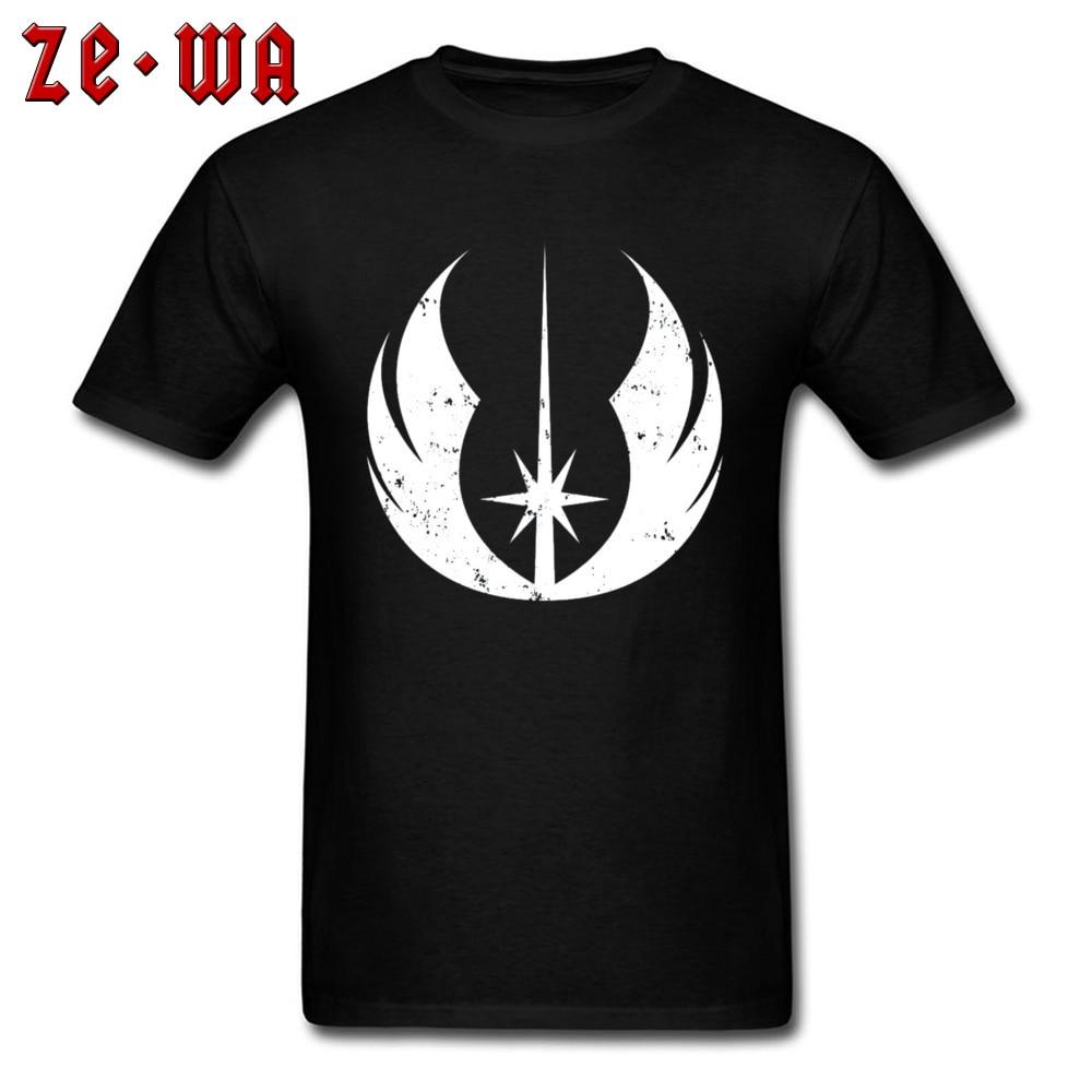 Star Wars T-shirt Men Rebel Symbol Tshirt Retro Logo Tees Last Jedi Order T Shirt Cotton Black White Streetwear Darth Vader Tops