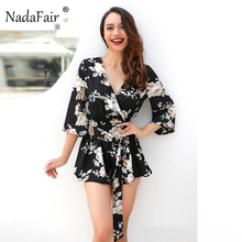 f7cde793bfbf Buy nadafair playsuit and get free shipping on AliExpress.com