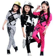 Child Clothes 2017 Spring Autumn stitching Children Clothes High Quality Boys and Girls Athletic Wear Childre Long Sleeved Suit long sleeved overalls suit male wear spring and autumn workshop factory clothes jacket auto repair clothing sanitation tooling l