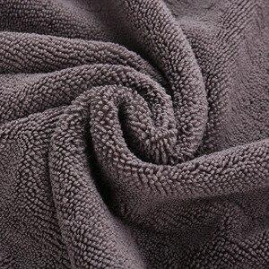 Image 5 - Toalha de secagem super absorvente do tamanho 92*56 cm do pano de secagem da limpeza do carro da toalha de microfibra da lavagem de carro