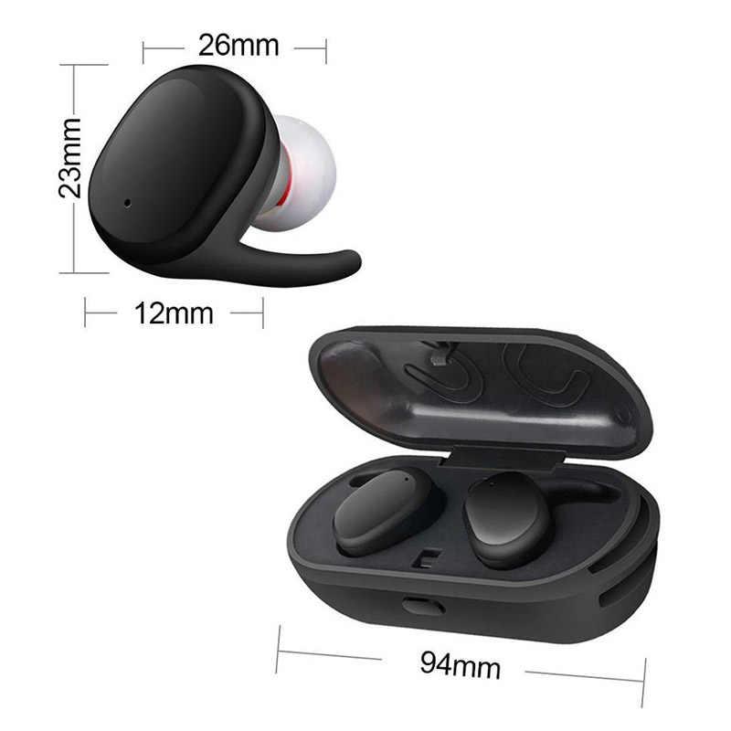 S9100 Ture auriculares inalámbricos bluetooth auriculares deportivos IPX5 auriculares impermeables con micrófono para teléfonos android iphone8