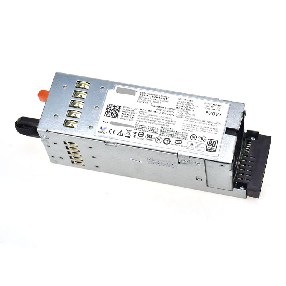 For DELL R710 Server Power Supply 870W N870P-S0 NPS-885AB A YFG1C 7NVX8 12v 71AFor DELL R710 Server Power Supply 870W N870P-S0 NPS-885AB A YFG1C 7NVX8 12v 71A